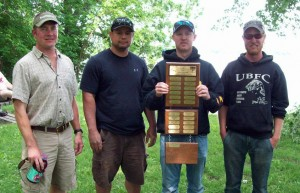 Traveling Team Trophy Winners - Ultimate Bass Club