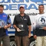 Zone 4 Top 3 - (L-R) Max Mueller, Rob Heilman, Fernado Lobato
