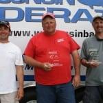 Zone 5 Top 3 - (L-R) Rick Bosshard, Jim Jones, Shaun Fulmer
